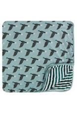 KicKee Pants Kickee Pants Print Toddler Blanket