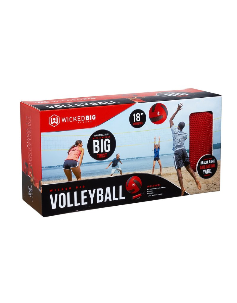 Little Kids Inc Big Wicked Sports Volleyball