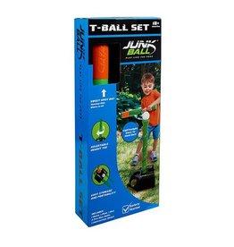 Little Kids Inc Junk Ball T-Ball Set
