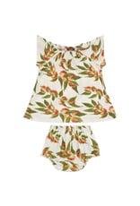 Milkbarn LLC Milkbarn Organic Dress & Bloomer Set