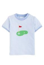 Little English Little English Applique T-shirt