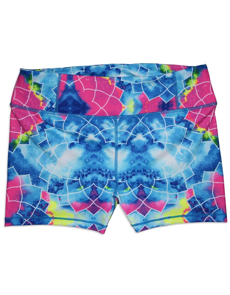 Candy Pink Candy Pink Compression Shorts