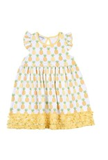 Magnolia Baby Magnolia Baby Printed Flutters Toddler Dress