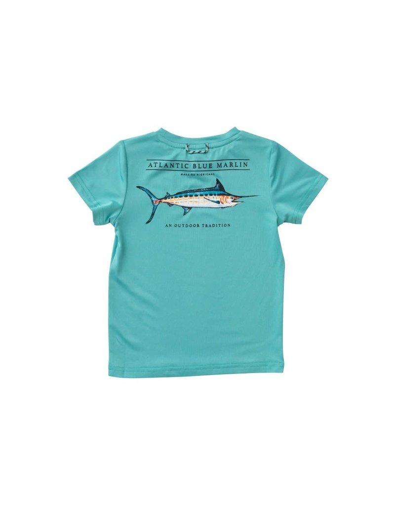 Prodoh Blue Marlin Performance Tee