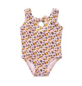Snapper Rock Snapper Rock Leopard Love Bow Swimsuit