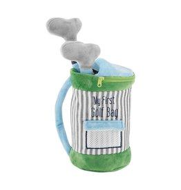 Mud Pie Mudpie My Golf Bag Plush Set