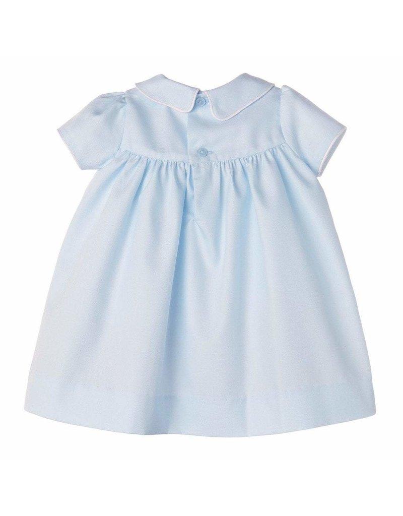 Casero & Associates Casero & Associates Home for the Holidays Dress-Blue