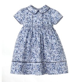 Sophie & Lucas Sophie and Lucas Chinoise Dress w/Sash- Print
