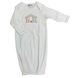 Magnolia Baby Magnolia Baby Away in the Manger Lap Gown