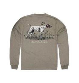 Properly Tied Properly Tied LD Pointer LS Tan