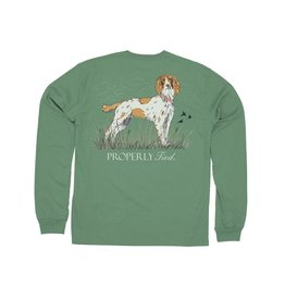 Properly Tied Properly Tied LD Springer Spaniel LS Spruce