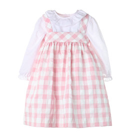 Sophie & Lucas Sophie & Lucas The Classic's Jumper, Pink w/ White