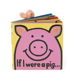 Jellycat Jellycat If I Were A Pig Book