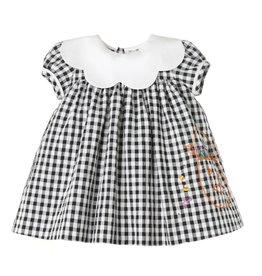 Sophie & Lucas Sophie & Lucas Trick-or-Treat Dress, Black Baby