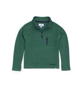 Properly Tied Properly Tied Bay Pullover Hunter Green