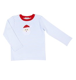 Magnolia Baby Magnolia Baby Santa Claus L/S T-Shirt RD