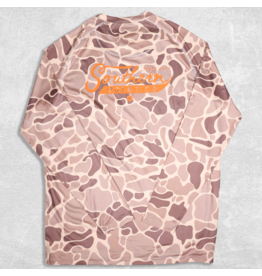 Southern Point Southern Point Youth Campside Performance Tee- Camo