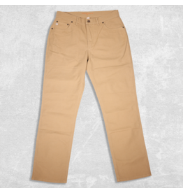 Southern Point Southern Point Youth Five Pocket Canvas Pant- Tobacco