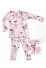 Hatley Hatley Long Sleeve Pajama Set With Book