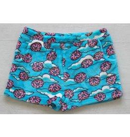 Candy Pink Candy Pink Donut Dream Shorts Aqua