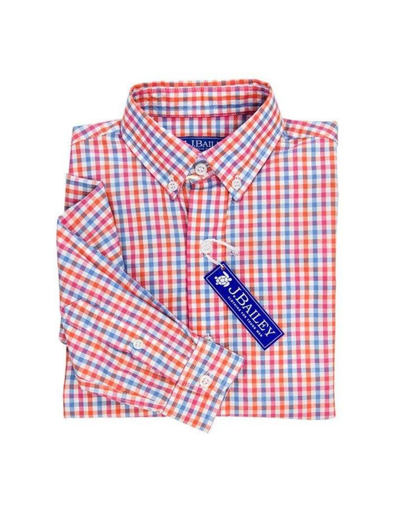 J Bailey J Bailey Roscoe Shirt - 4 Styles