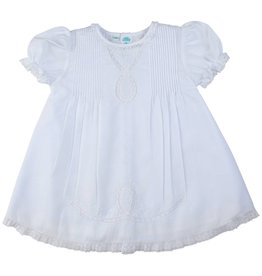 Feltman Brothers Feltman Brothers Lace Ribbon Dress