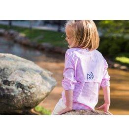 Prodoh Prodoh Sun Protective Gingham Shirt