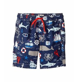 Hatley Hatley Vintage Swim Trunks - Baby