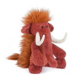 "Jellycat Jellycat Snagglebaggle Plush 14"" Wooly Mammoth"