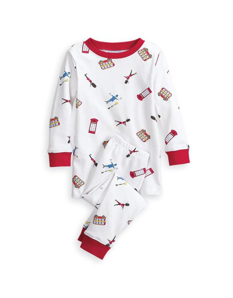 Bella Bliss Bella Bliss Printed Pima Jammies