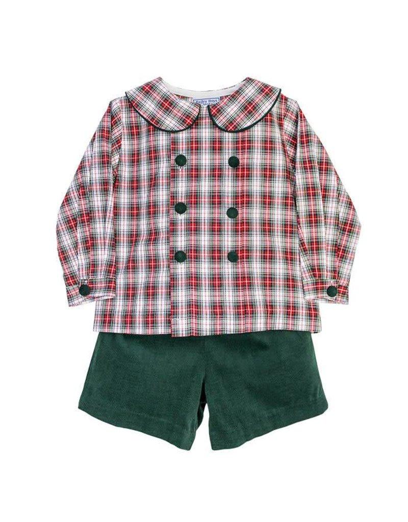 Bailey Boys Bailey Boys Dressy Short Set L/S Toddler