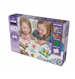 Plus Plus USA Plus Plus Learn to Build Set