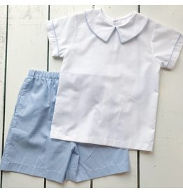 Auraluz Auraluz 2 Piece Boys Short Set