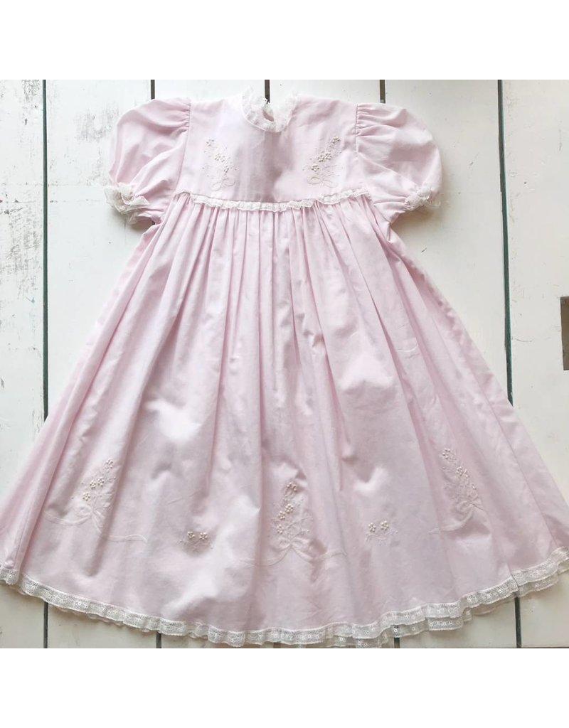 Auraluz Auraluz Lace Portrait Dress