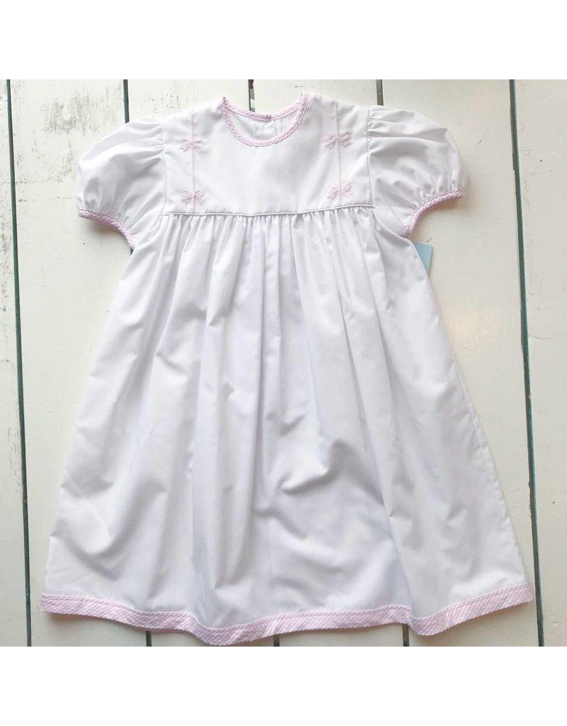 Auraluz Auraluz Bow Ribbon Dress