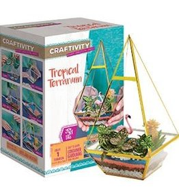 Faber-Castell Craftivity Tropical Terrarium