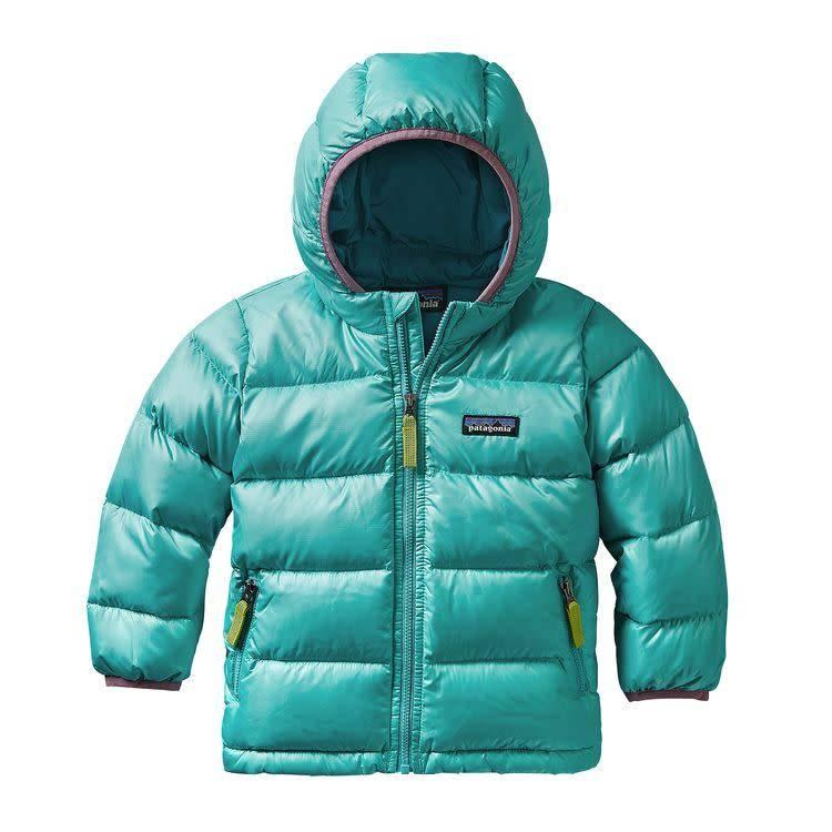 Patagonia Baby Hi Loft Down Sweater Hoody Little Options