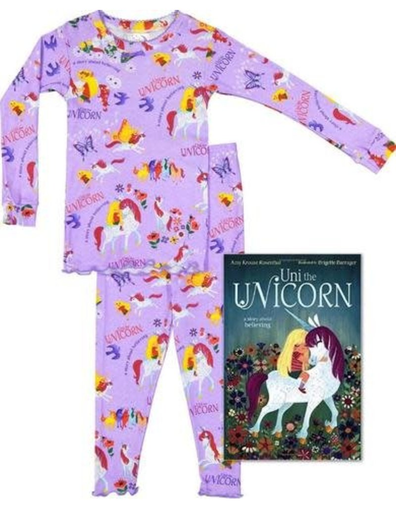 Books To Bed Books to Bed PJ Set- 9 choices!