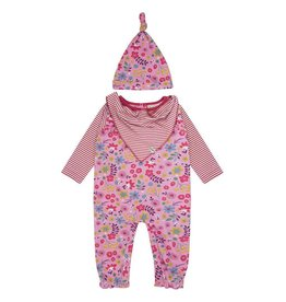 Lilly + Sid Lilly + Sid Baby Girls' Gift Set 3pc