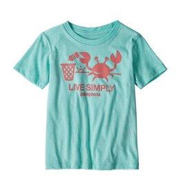 Patagonia Patagonia Live Simply Organic T-Shirt