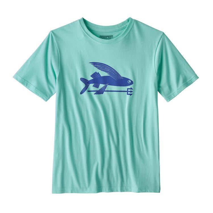 Patagonia Patagonia Flying Fish Organic T-Shirt