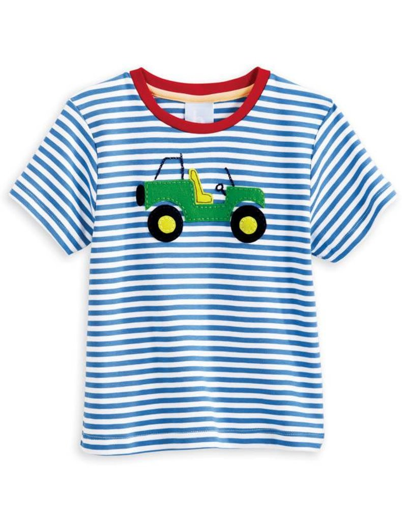 Bella Bliss Bella Bliss Boys Applique Tee