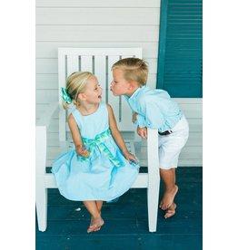 Bailey Boys Bailey Boys Check Dress - Girls