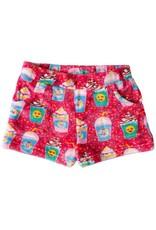 Candy Pink Candy Pink Fleece Short