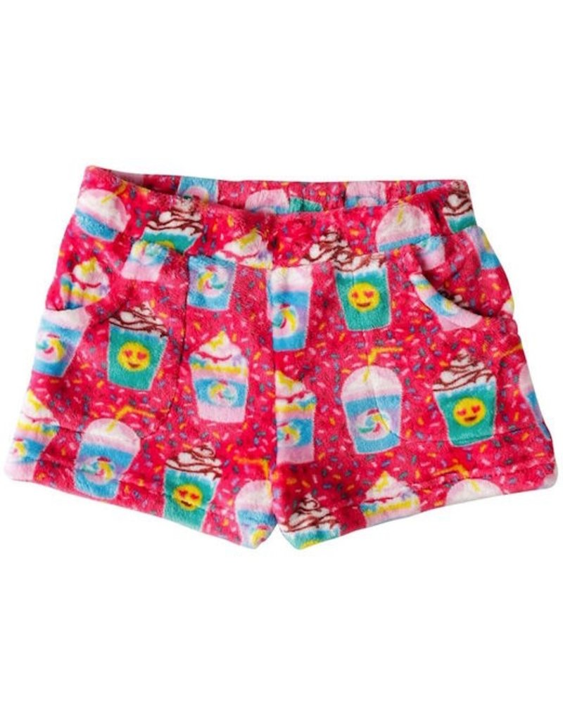Candy Pink Candy Pink Fleece Short