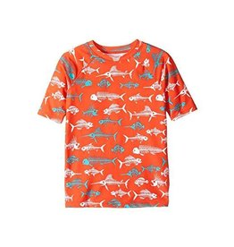 Hatley Hatley Short Sleeve Rash Guard Boys