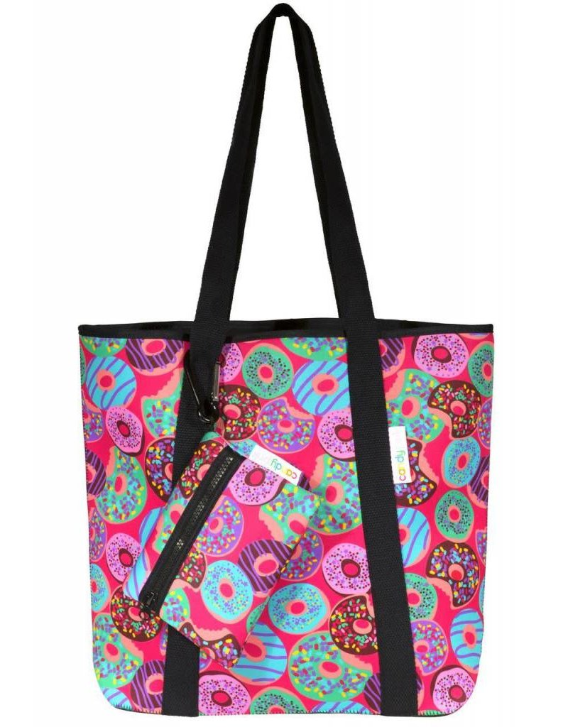 Candy Pink Candy Pink Shopping Tote