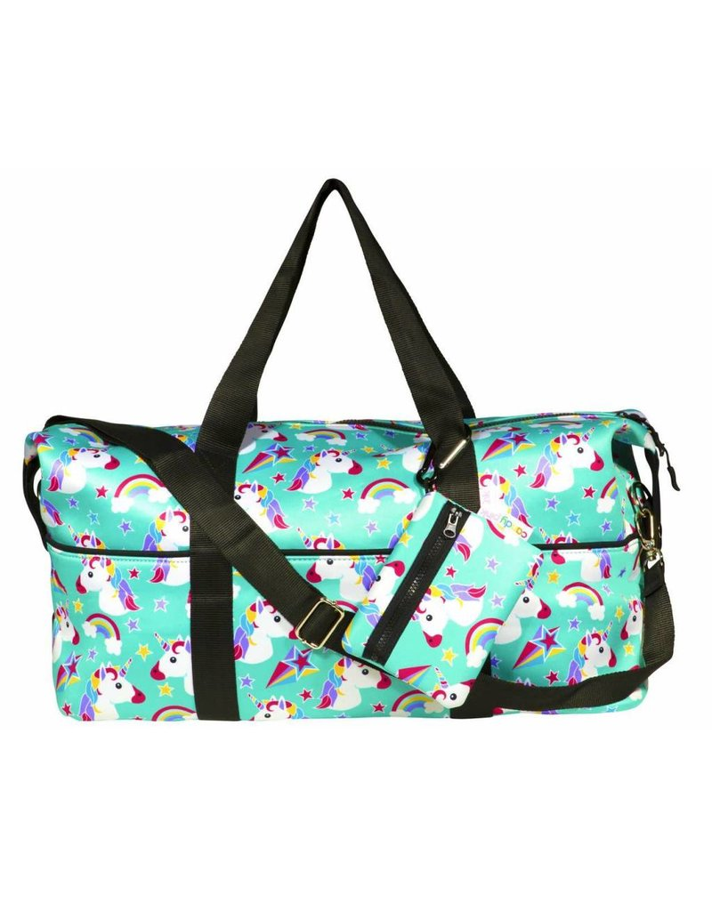 Candy Pink Candy Pink Duffle Bag