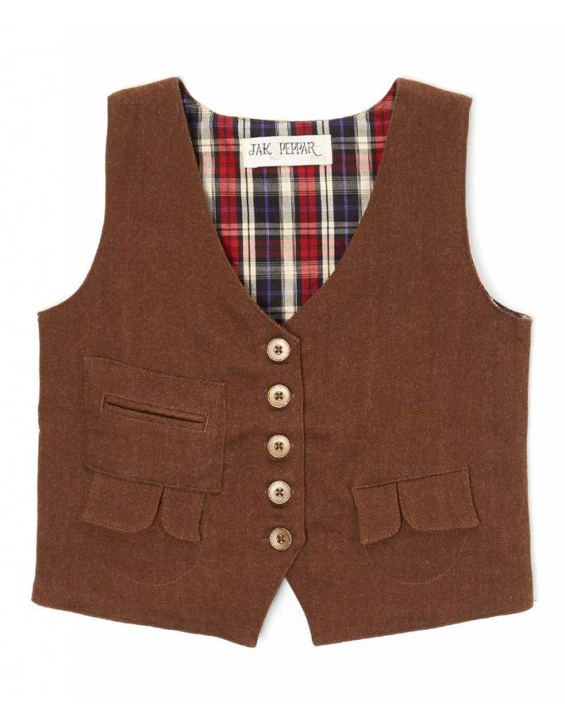 Jak & Peppar Jak & Peppar Junk Town Vest
