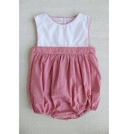 Little English Little English Piped Apron Bubble